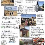 三婆旅行in鳥取