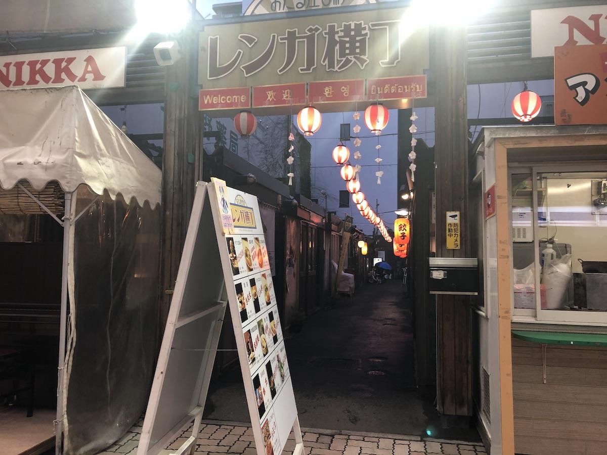 主婦ひとり旅 / 北海道小樽 レンガ横丁