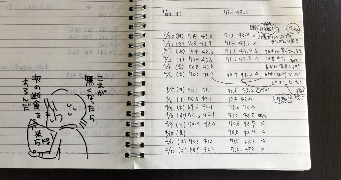 家で過ごす〜DIYとか月曜断食とかの話〜