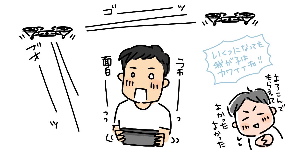 ドローン「Tello(テロー)」買った! (楽天)